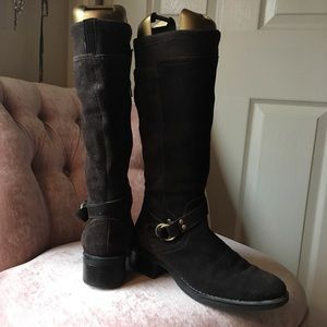 Kelly & Katie riding boots 7.5, perfect condition!